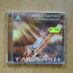 PURBAYAN CHATTERJEE - SUBHANKAR BANERJEE - CD