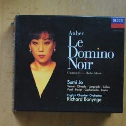 AUBER - LE DOMINO NOIR - CD