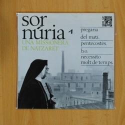 SOR NURIA - PREGARIA DEL MATI + 3 - EP