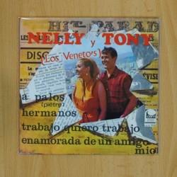 NELLY Y TONY - ENAMORADA DE UN AMIGO MIO + 3 - EP