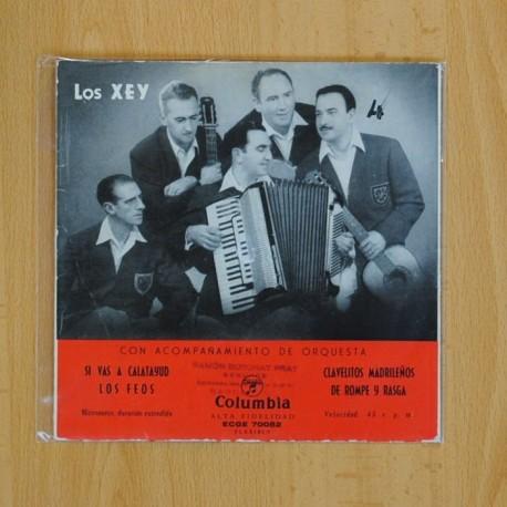 LOS XEY - SI VAS A CALATAYUD + 3 - EP