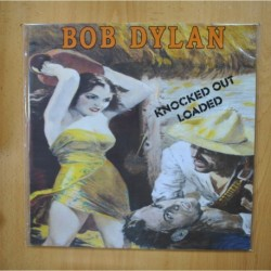 BOB DYLAN - KNOCKED OUT LOADED - LP