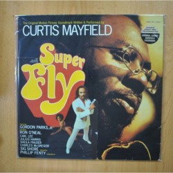 CURTIS MAYFIELD - SUPER FLY - LP