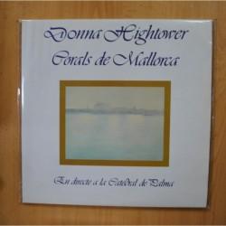 DONNA HIGHTOWER - CORALS DE MALLORCA - GATEFOLD 2 LP