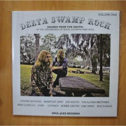 DELTA SWAMP ROCK - SOUNDS FROM THE SOUTH - GATEFOLD 2 LP