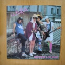 LA BURLA - MOLESTANDO A OS VECINOS - LP