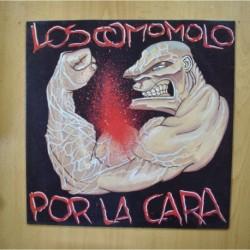 LOS COMOMOLO - POR LA CARA - LP