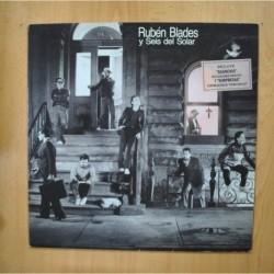 RUBEN BLADES Y SEIS DEL SOLAR - ESCENAS - LP