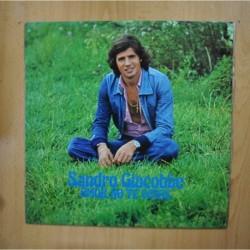 SANDRO GIACOBBE - AMOR NO TE VAYAS - LP