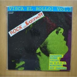 VARIOS - VISCA EL ROLLO VOL 3 - LP