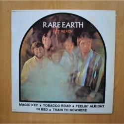 RARE EARTH - GET READY - LP