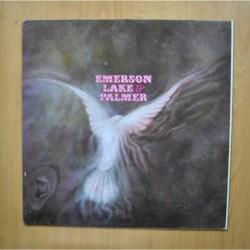 EMERSON LAKE & PALMER - EMERSON LAKE & PALMER - LP
