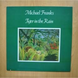 MICHAEL FRANKS - TIGER IN THE RAIN - LP