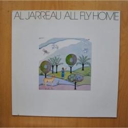 AL JARREAU - ALL FLY HOME - LP