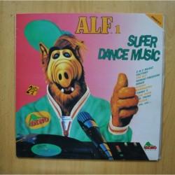 VARIOS - ALF 1 SUPER DANCE MUSIC - LP