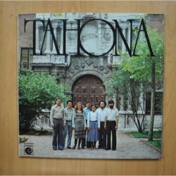 TAHONA - TAHONA - LP
