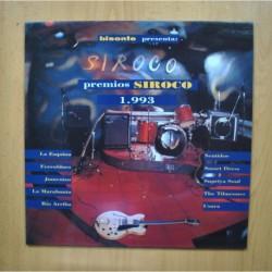 VARIOS - PREMIOS SIROCO 1993 - LP