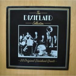 DIXILAND - 20 ORIGINAL DIXIELAND GREATS - LP