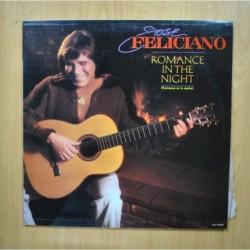 JOSE FELICIANO - ROMANCE IN THE NIGHT - LP