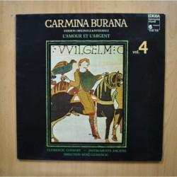 VARIOS - CARMINA BURANO VOL 4 - LP