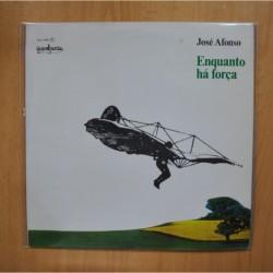 JOSE AFONSO - ENQUANTO HA FORCA - LP
