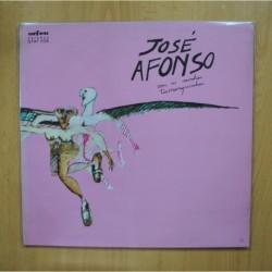 JOSE AFONSO - CON AS MINHAS TAMANQUINHAS - LP