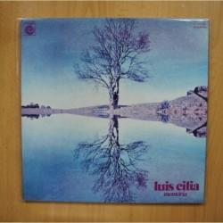 LUIS CILIA - MEMORIA - GATEFOLD LP