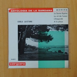COBLA LAIETANA - LA SANTA ESPINA + 3 - EP