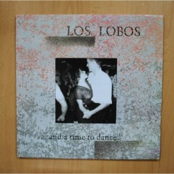 LOS LOBOS - AND A TIME TO DANCE - LP