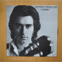 MANOLO SANLUCAR - CANDEL - LP