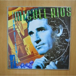 MIGUEL RIOS - EL AÑO DEL COMETA - LP
