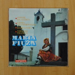 MARIA FIUZA - FONTE DA ALDEIA + 3 - EP