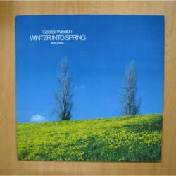 GEORGE WINSTON - WINTER INTO SPRING - LP