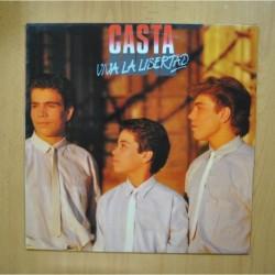 CASTA - VIVA LA LIBERTAD - LP