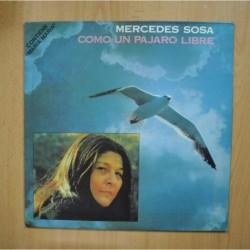 MERCEDES SOSA - COMO UN PAJARO LIBRE - LP