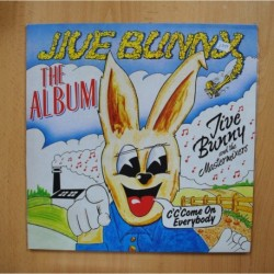 JIVE BUNNY - THE ALBUM - LP