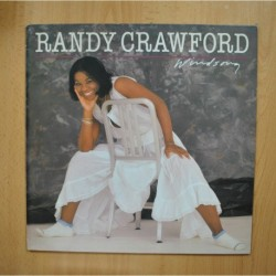 RANDY CROWFORD - WIND SONG - LP