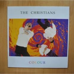 THE CHROSTIANS - COLOUR - LP