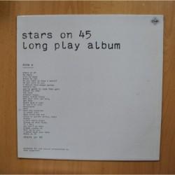 STARS ON 45 LONG PLAY ALBUM - STARS ON 45 LONG PLAY ALBUM - LP