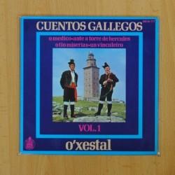O'XESTAL - CUENTOS GALLEGOS - O MEDICO + 3 - EP