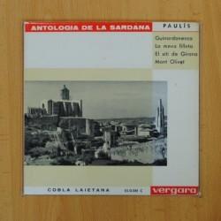 COBLA LAIETANA - GUINARDONENCA + 3 - EP