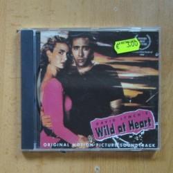 VARIOS - WILD AT HEART - CD