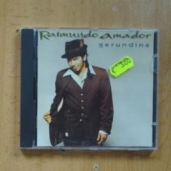 RAIMUNDO AMADOR - GERUNDINA - CD