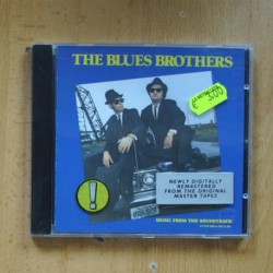 THE BLUES BROTHERS - THE BLUES BROTHERS - CD