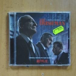 VARIOS - THE IRISHMAN - CD