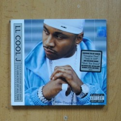 LL COOL J - THE GREATEST OF ALL TIME - CD