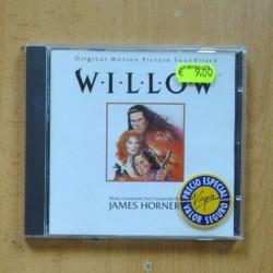 JAMES HORNER - WILLOW - CD