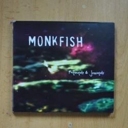 MONKFISH - FORTUNATELY & JAZZINTELY - CD