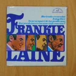 FRANKIE LAINE - HACIENDO RECUERDOS +3 - EP