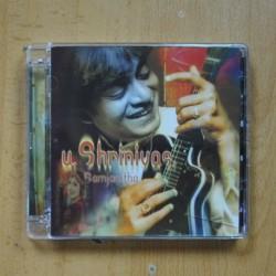 U SHRINIVAS - SAMJANITHA - CD
